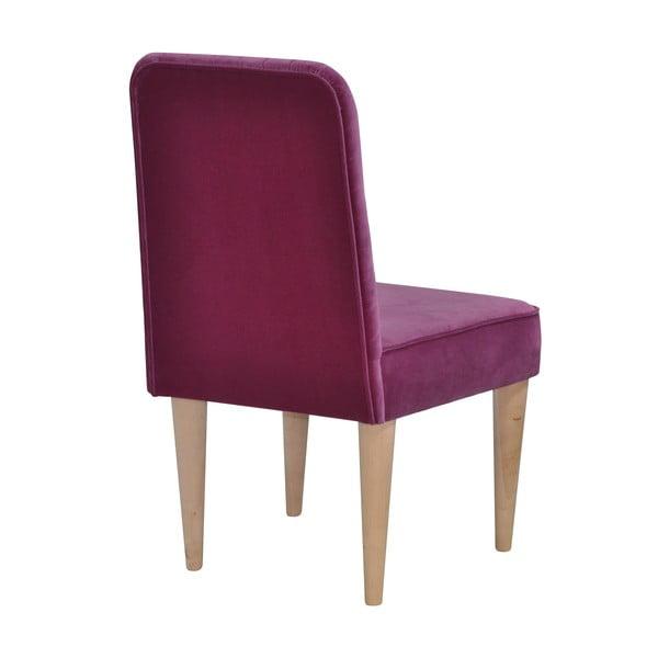 Židle Parrot, fialová