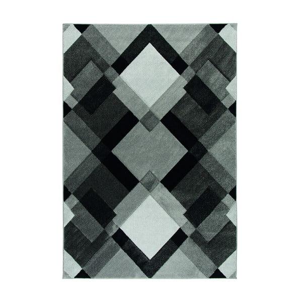 Covor Flair Rugs Nimbus Grey White, 120 x 170 cm, gri