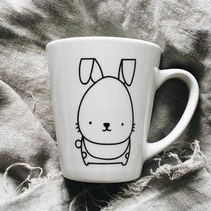 Hrnek FOR.REST Design Rabbit, 400ml