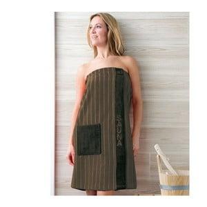 Dámský sarong Brown, 80x136 cm