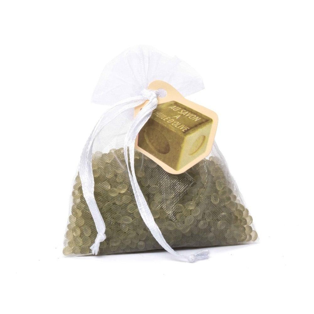 Vonný sáček s vůní olivového mýdla Ego Dekor Organza Savon Huile Olive