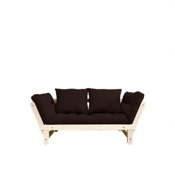 Canapea extensibilă Karup Design Beat Natural/Brown