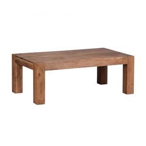 Konferenční stolek z masivního akáciového dřeva Skyport Frida