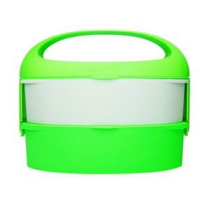 Svačinová krabička Bento G.Lunch Green