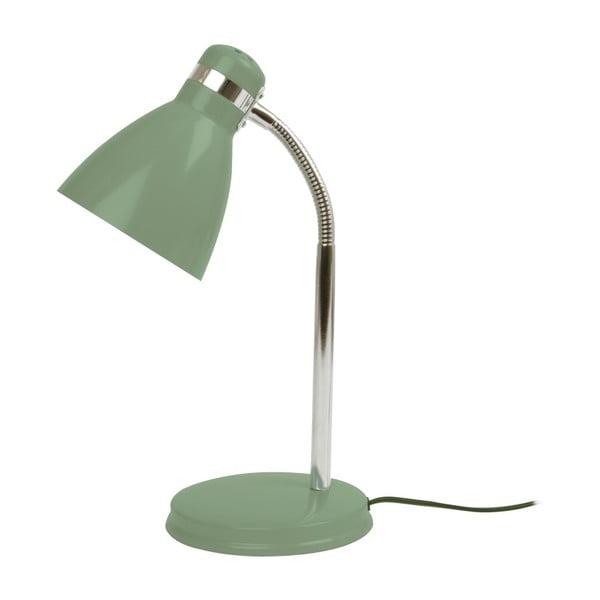 Zelená stolní lampa Leitmotiv Study