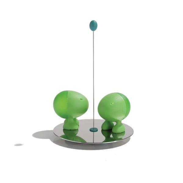 Pepřenka a slánka Lilliput, zelená