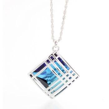 Colier cu cristale Swarovski Laura Bruni Cage