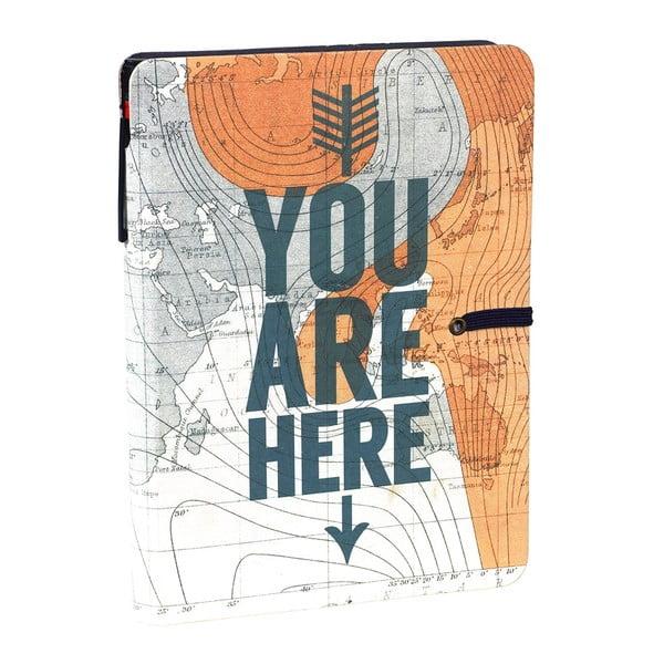 Cestovní deník Cartography On the Road