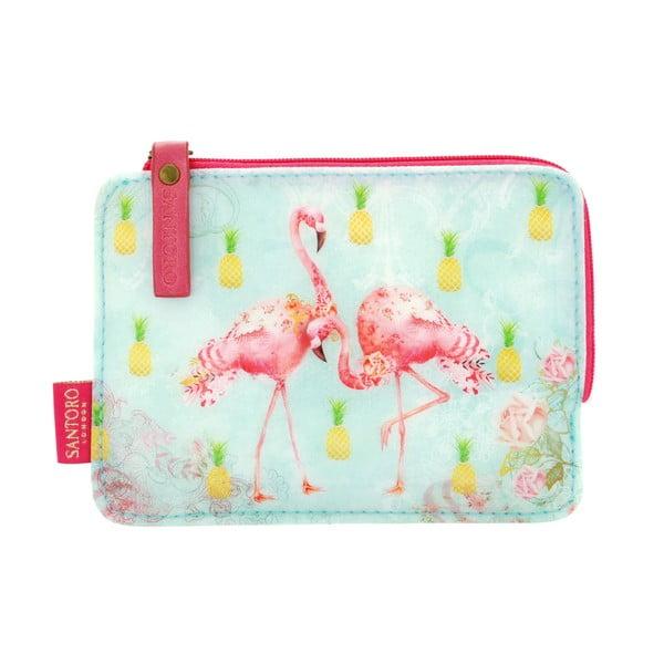 Malá peňaženka Tropical Flamingos