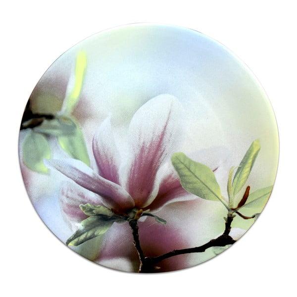 Keramický tanier Magnolia, ⌀ 25 cm