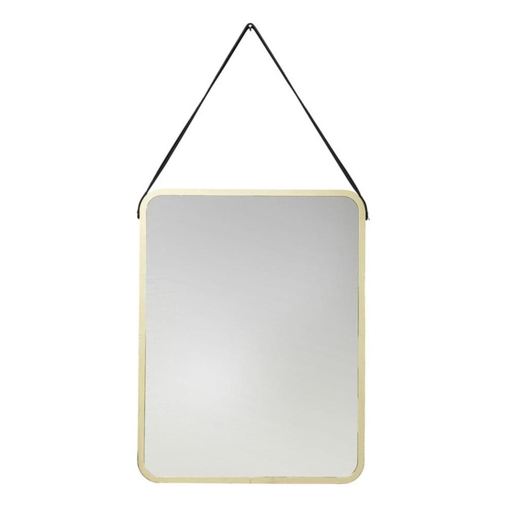 Nástěnné zrcadlo Kare Design Salute, 52 x 40 cm