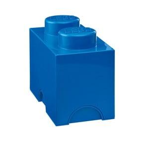 Modrý úložný dvojboxík LEGO®