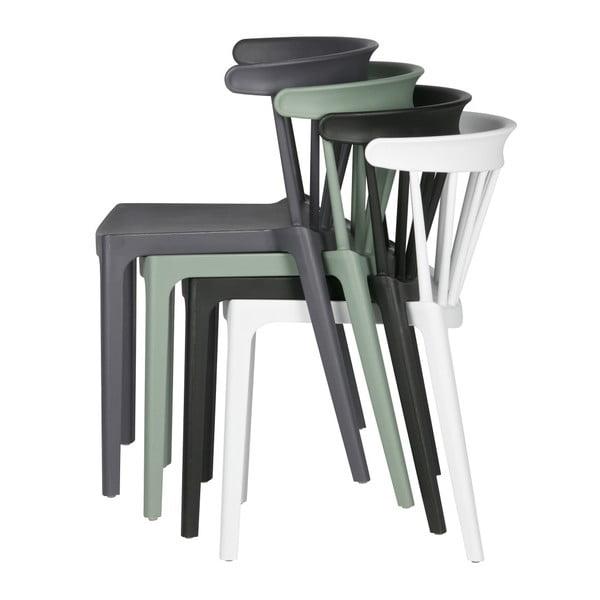 Sada 2 černých židlí De Eekhoorn Bliss