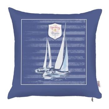 Față de pernă Apolena Yachting, 43 x 43 cm, albastru imagine