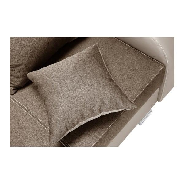 Karamelová sedačka Interieur De Famille Paris Destin, pravý roh