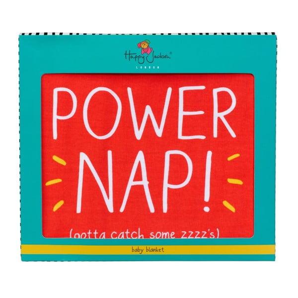 Dětská deka Happy Jackson Power Nap
