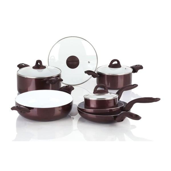 Set na vaření Pans and Pots, 6 ks