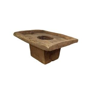 Dekorace z teakového dřeva HSM Collection Rustic