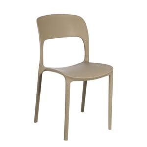 Béžová židle Ixia Anesa