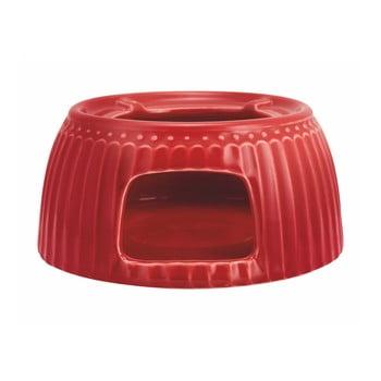 Încălzitor din ceramică pentru ceainic Green Gate Alice, roșu de la Green Gate