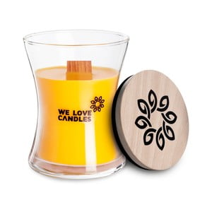 Svíčka ze sójového vosku We Love Candles Honeydew, doba hoření 48 hodin