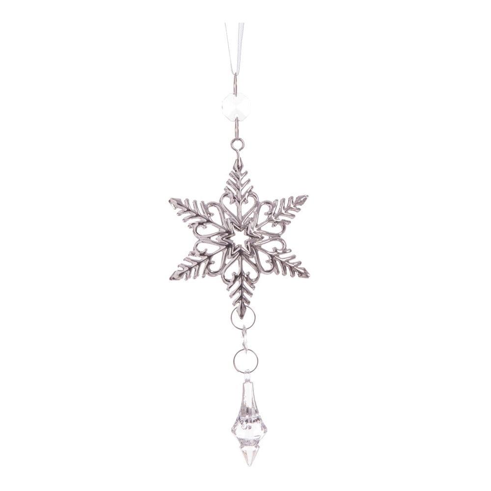 Závěsná vánoční dekorace Unimasa Star