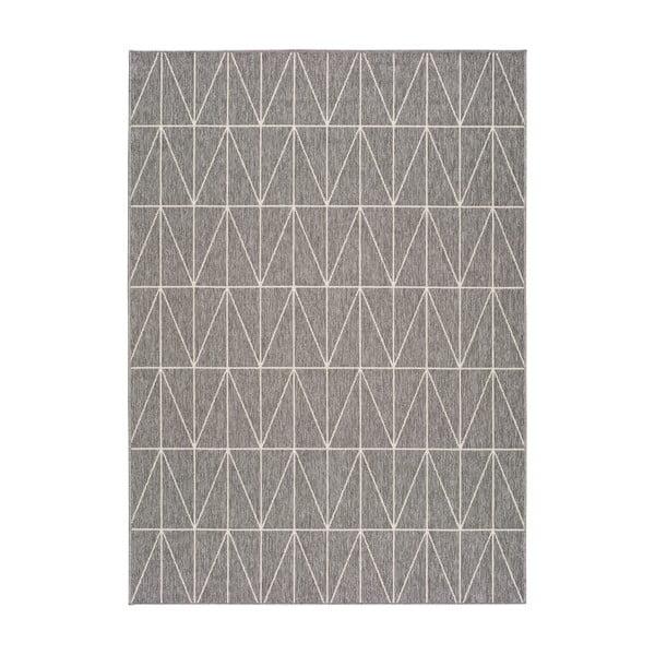 Šedý venkovní koberec Universal Nicol Casseto, 200 x 140 cm