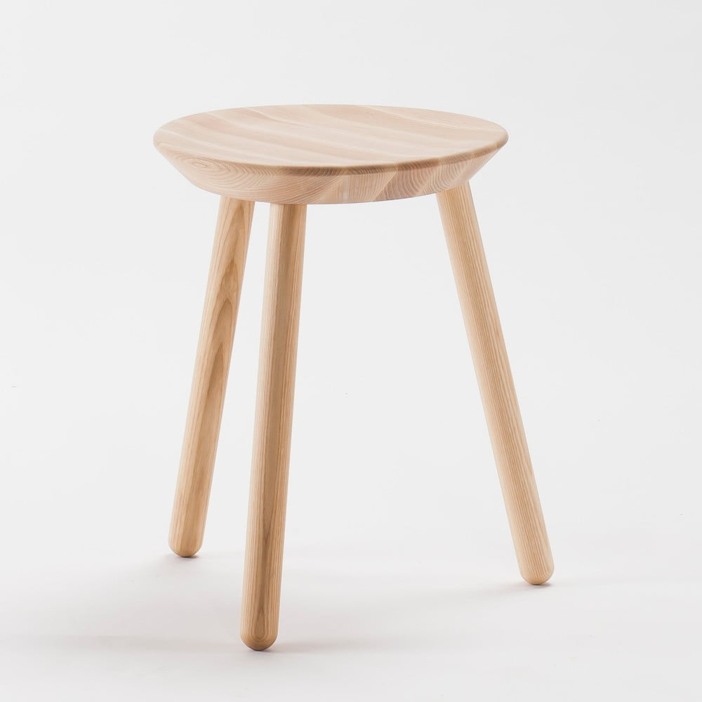 Přírodní stolička z masivu EMKO Naïve