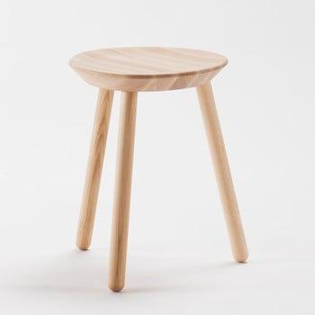Scaun din lemn masiv EMKO Naïve, natural imagine