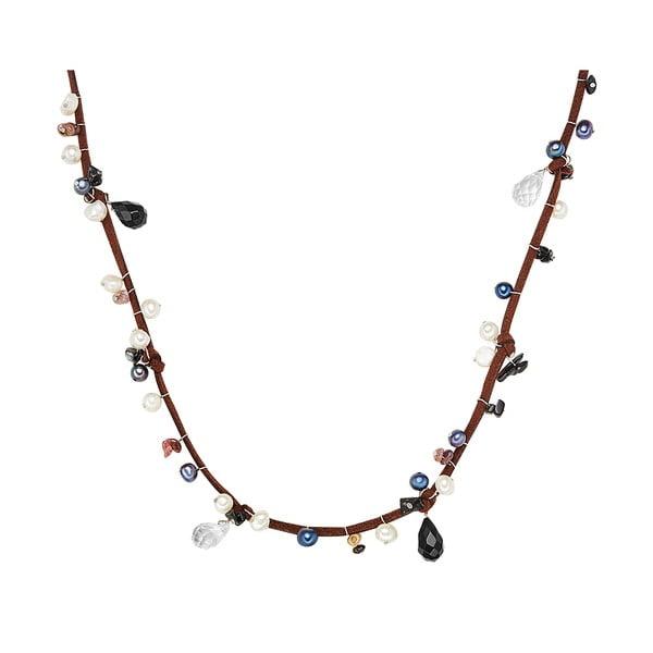 Perlový náhrdelník Nova Pearls Copenhagen Ginny