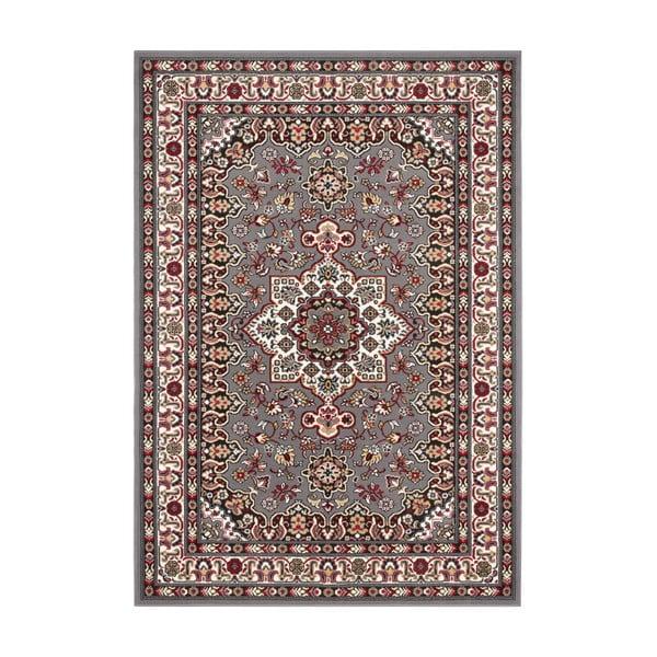 Szary dywan Nouristan Parun Tabriz, 80x150 cm