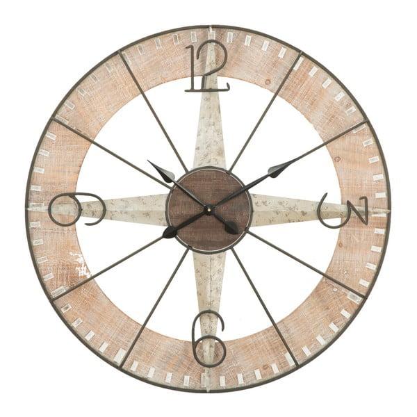 Nástěnné hodiny Mauro Ferretti Wind, Ø 90 cm