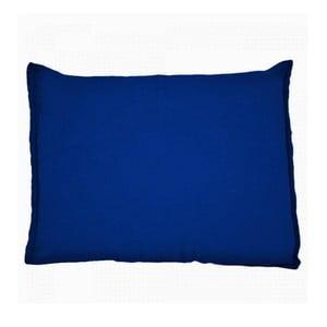 Modrý povlak na polštář Opjet Ville, 35 x 50 cm