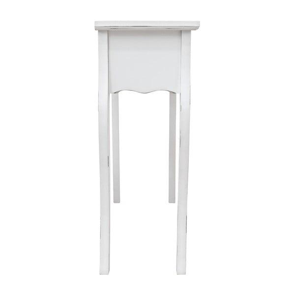 Konzolový stolek Bizzotto Lisette, výška 77 cm
