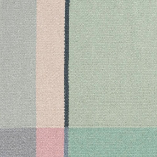 Vlněný koberec Leus Pastel, 140x200 cm