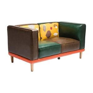Canapea cu 2 locuri Kare Design Leaf