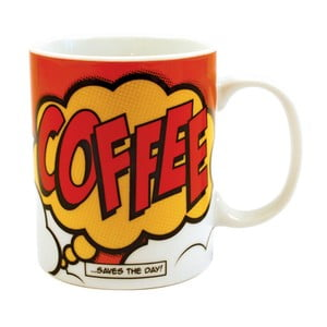 Hrnek Comic Book Coffee, 325 ml