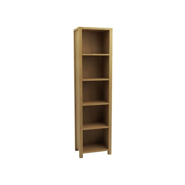 Otevřená knihovna z dubového dřeva Fornestas Sims