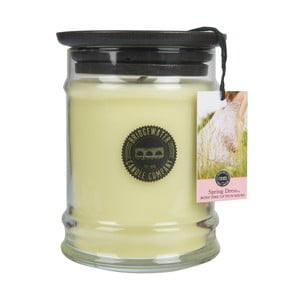 Vonná svíčka ve skleněné dóze s vůní magnólie a citrusu Creative Tops Spring Dress, doba hoření 65-85 hodin