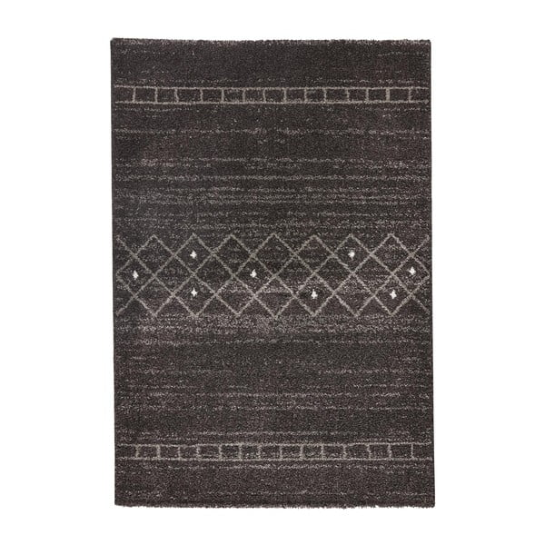 Covor Mint Rugs Stripes, 80 x 150 cm, maro