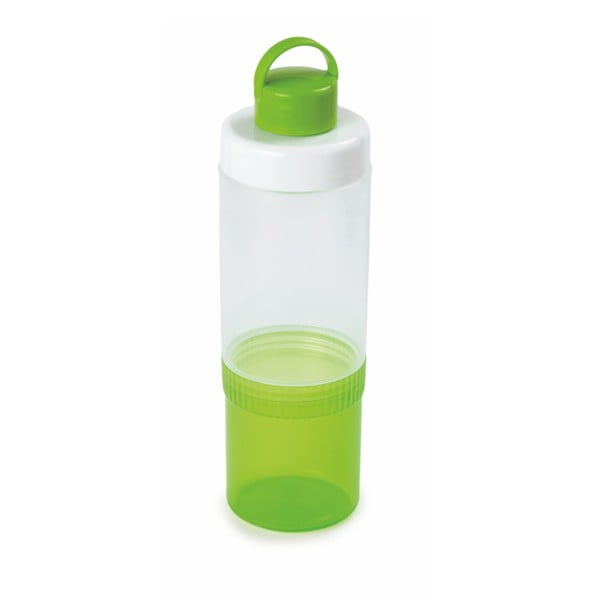Set sticlă verde și cană Snips Eat & Drink, 0,4 l