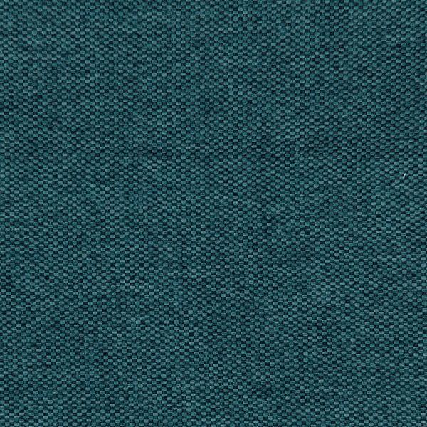 Zeleno-modrá postel s černými nohami Vivonita Kent,180x200cm
