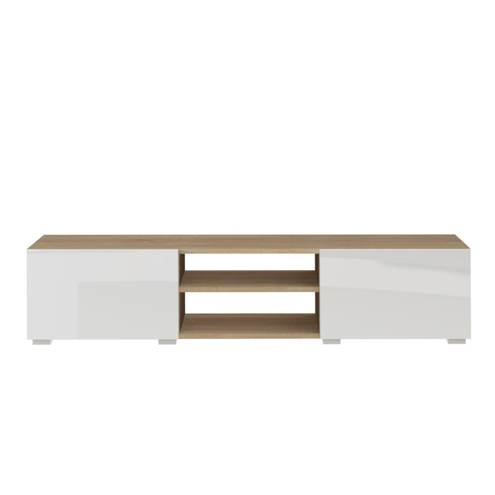 Televizní stolek Symbiosis Jacqueline Trois, šířka140cm