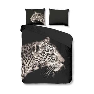 Povlečení Leopard Antracite, 140x200 cm