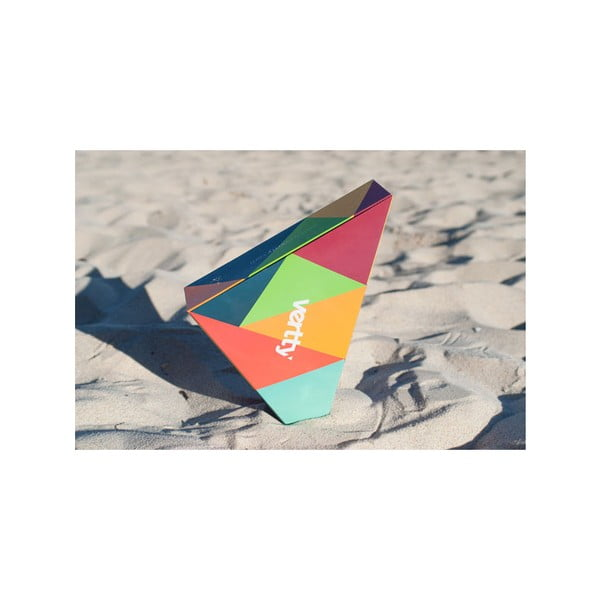 Designová plážová osuška Vertty Enigma