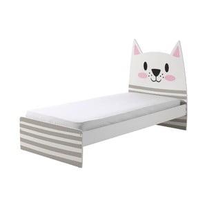 Dětská postel Vipack Cat, 90x200cm