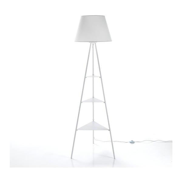 Jiz állólámpa fehér lámpabúrával - Tomasucci