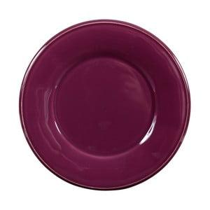 Farfurie desert din ceramică Côté Table Constance, mov