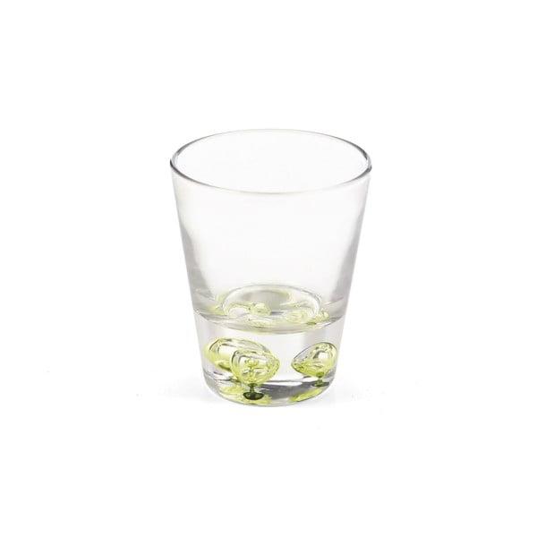 Set 6 ks sklenic Fade Verde