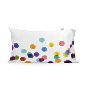 Sada 2 bavlněných povlaků na polštář Happy Friday Confetti,50x80cm